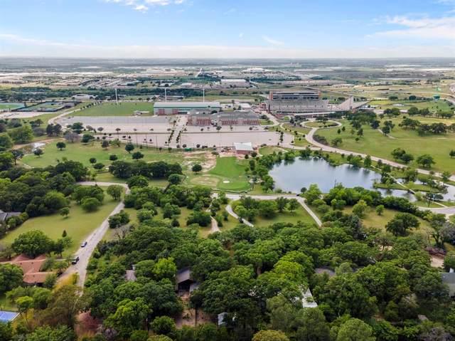 1219 Highland Park Road, Denton, TX 76205 (MLS #14572613) :: Robbins Real Estate Group