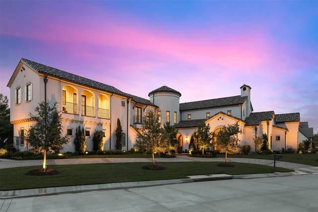 1601 Carlyle Court, Westlake, TX 76262 (MLS #14574012) :: Team Hodnett