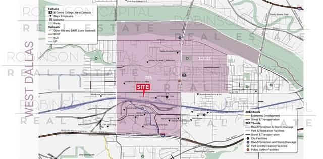 2842 Bedford Street, Dallas, TX 75212 (MLS #14574879) :: Real Estate By Design