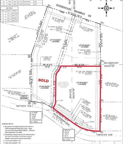 00 Ih20, Willow Park, TX 76087 (MLS #14575311) :: Robbins Real Estate Group