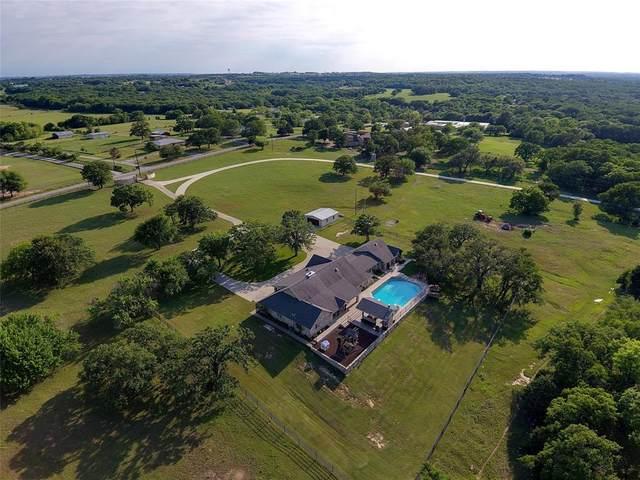 1808 Greg Street, Azle, TX 76020 (MLS #14575933) :: Real Estate By Design