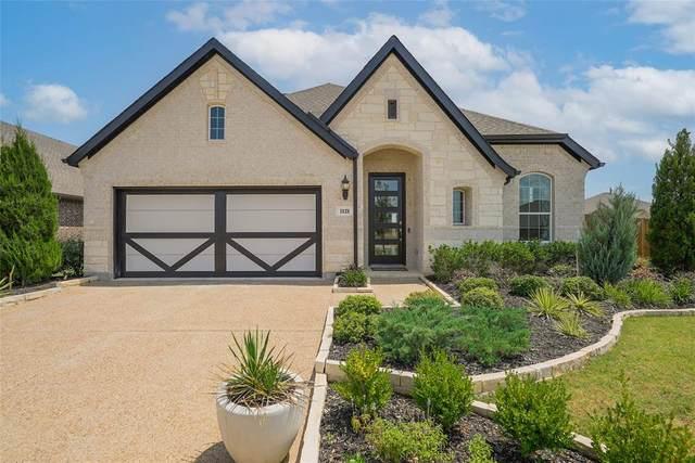 1121 Embers Lane, Denton, TX 76201 (MLS #14576255) :: Real Estate By Design