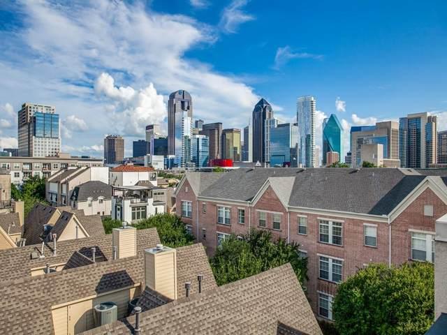 2310 Centurion Court, Dallas, TX 75204 (MLS #14578692) :: Real Estate By Design