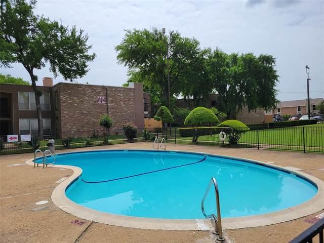 5538 Boca Raton Boulevard #173, Fort Worth, TX 76112 (MLS #14578822) :: Real Estate By Design