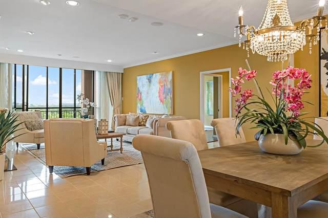 6335 W Northwest Highway #1118, Dallas, TX 75225 (MLS #14581305) :: Trinity Premier Properties