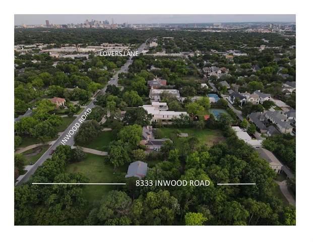 8333 Inwood Road, Dallas, TX 75209 (MLS #14582723) :: The Daniel Team