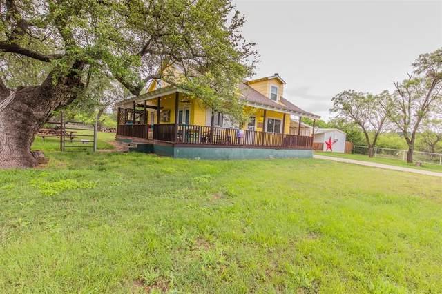 5430 Arrowhead Trail, Possum Kingdom Lake, TX 76450 (MLS #14584021) :: Robbins Real Estate Group