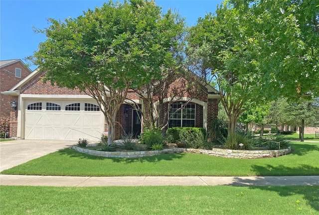 7457 Saint Petersburg Drive, Frisco, TX 75036 (MLS #14584371) :: Real Estate By Design