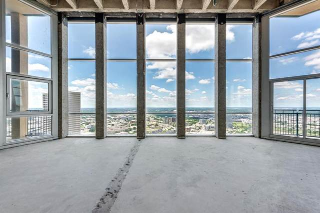 500 Throckmorton Street #3506, Fort Worth, TX 76102 (MLS #14584470) :: Robbins Real Estate Group