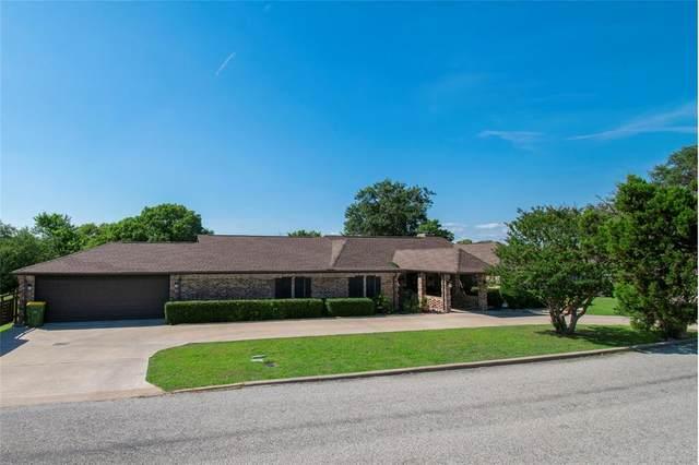 1824 N Harbor Court, Granbury, TX 76048 (MLS #14585102) :: Trinity Premier Properties
