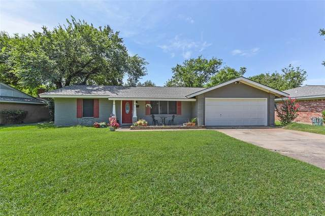 7037 Valhalla Road, Fort Worth, TX 76116 (MLS #14585773) :: All Cities USA Realty