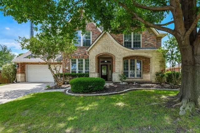705 Crestbrook Drive, Flower Mound, TX 75028 (MLS #14585922) :: The Daniel Team