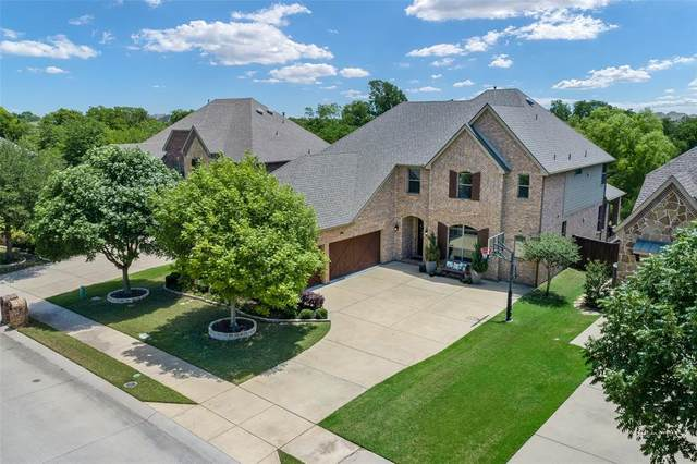 205 Crestbrook Drive, Rockwall, TX 75087 (MLS #14586099) :: Real Estate By Design