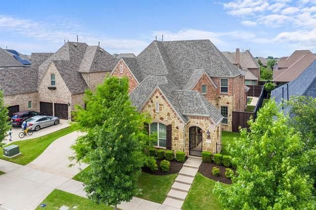 14968 Maroon Bells Lane, Frisco, TX 75035 (MLS #14586608) :: The Mitchell Group
