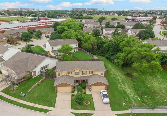 7421 Howling Coyote Lane, Fort Worth, TX 76131 (MLS #14586982) :: VIVO Realty