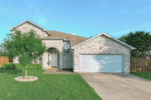 7352 Royal Oak Drive, Benbrook, TX 76126 (MLS #14587531) :: Real Estate By Design