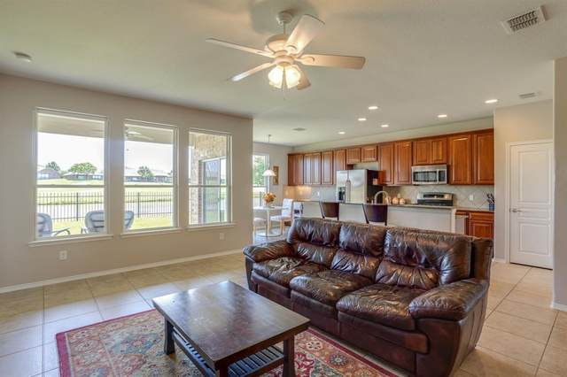 7572 Pasatiempo Drive, Frisco, TX 75036 (MLS #14588328) :: Real Estate By Design