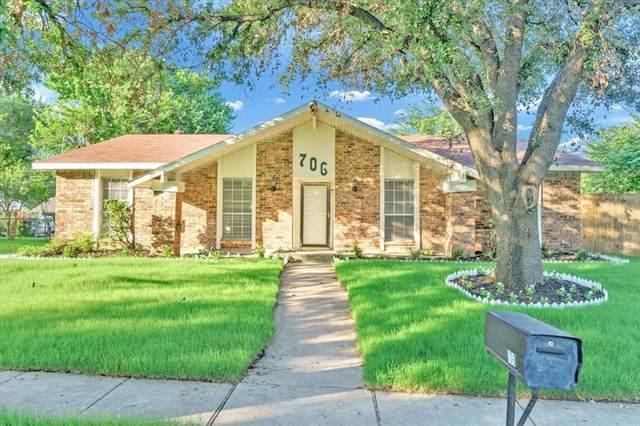 706 Pinehill Lane, Grand Prairie, TX 75052 (MLS #14588434) :: Real Estate By Design
