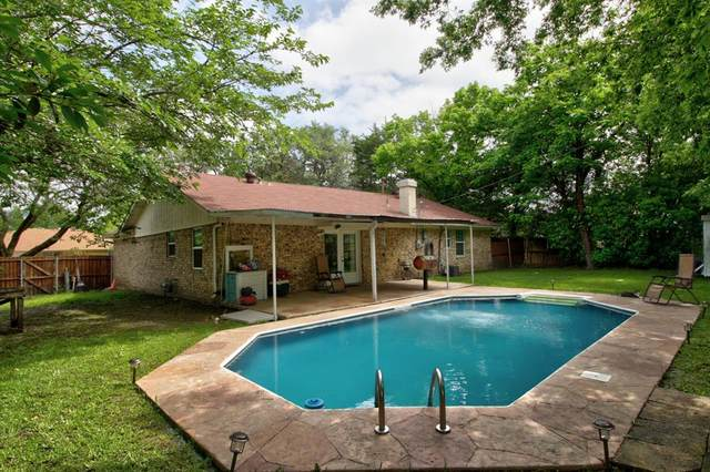 317 Harrelson Drive, Princeton, TX 75407 (MLS #14588479) :: Real Estate By Design