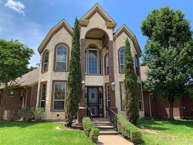 1161 Falcon View Drive, Kennedale, TX 76060 (MLS #14588581) :: Wood Real Estate Group