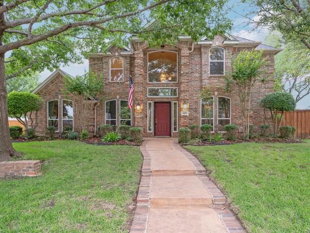 6809 Oak Park, Plano, TX 75023 (MLS #14588654) :: Real Estate By Design