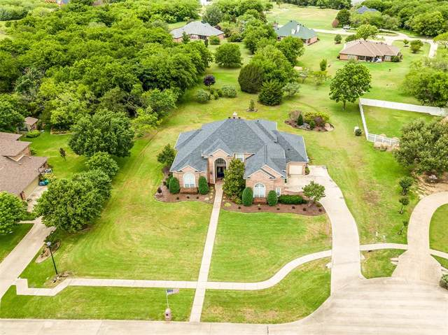 1008 Sunrise Court, Cedar Hill, TX 75104 (MLS #14588857) :: Real Estate By Design
