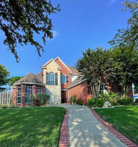 709 Meadow View, Cleburne, TX 76033 (MLS #14589556) :: Real Estate By Design