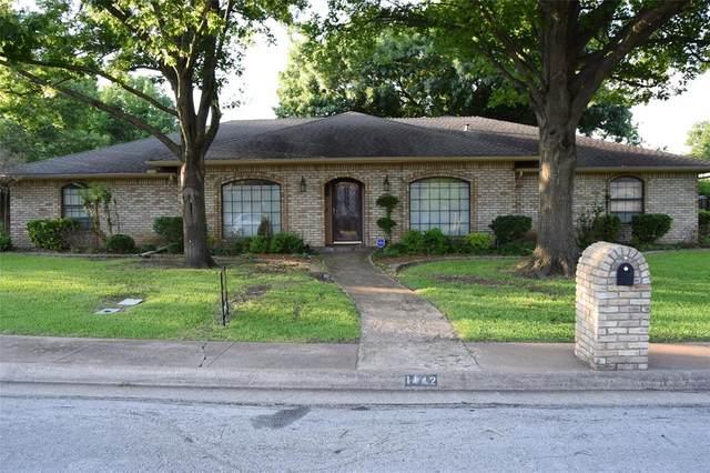 1442 Marlene Place, Desoto, TX 75115 (MLS #14589735) :: Real Estate By Design
