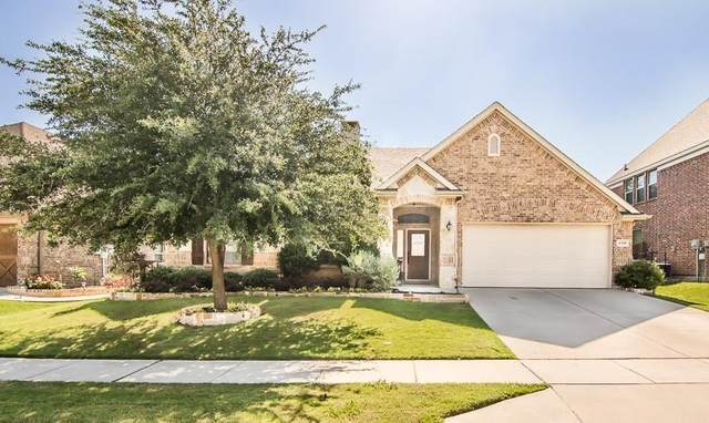 15308 Duck Creek Court, Fort Worth, TX 76262 (MLS #14589904) :: Real Estate By Design