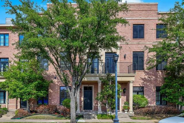8352 Library Street, Frisco, TX 75034 (MLS #14590020) :: Real Estate By Design