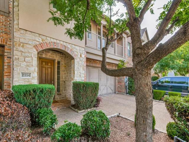 2356 Chelsea Drive, Frisco, TX 75034 (MLS #14590783) :: Real Estate By Design