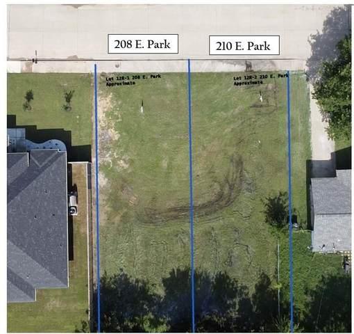 208 E Park Drive, Little Elm, TX 75068 (MLS #14592900) :: The Chad Smith Team
