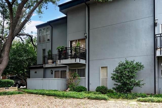 4020 Holland Avenue #207, Dallas, TX 75219 (MLS #14593458) :: Robbins Real Estate Group