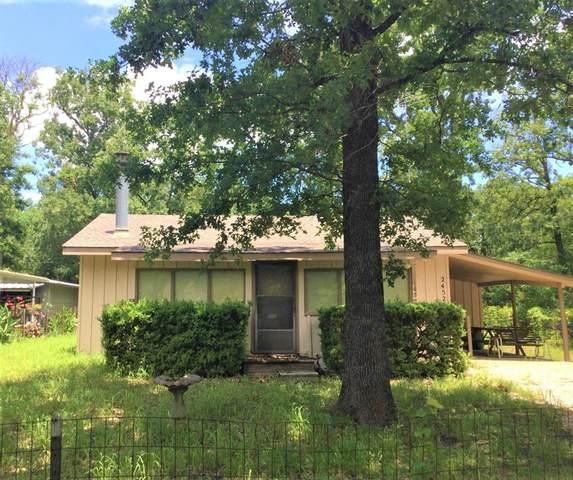 2452 Live Oak Street, Quinlan, TX 75474 (MLS #14593933) :: Real Estate By Design