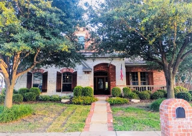 701 Willowview Drive, Prosper, TX 75078 (MLS #14594672) :: VIVO Realty