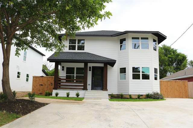 1723 Shaw Street, Dallas, TX 75212 (MLS #14596819) :: Front Real Estate Co.