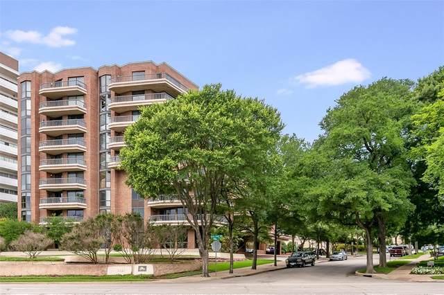 3621 Turtle Creek Boulevard 3D, Dallas, TX 75219 (MLS #14597365) :: Real Estate By Design