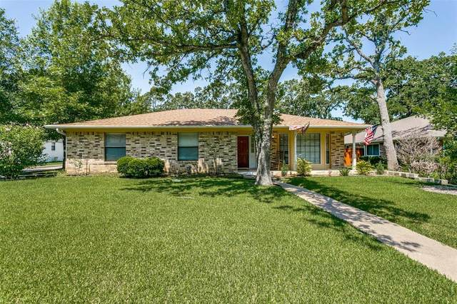 2317 Bluebird Court, Grapevine, TX 76051 (MLS #14597886) :: Front Real Estate Co.