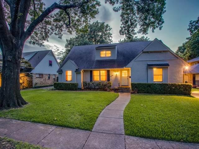 7061 Arboreal Drive, Dallas, TX 75231 (MLS #14597900) :: Real Estate By Design