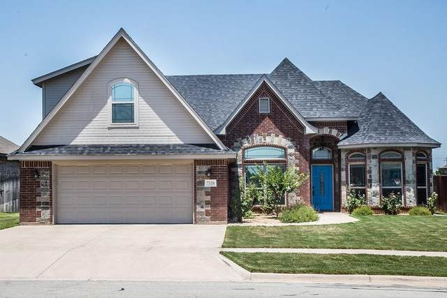 7326 Tuscany Drive, Abilene, TX 79606 (MLS #14598673) :: The Chad Smith Team