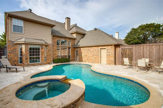 4213 Mead Drive, Plano, TX 75024 (MLS #14598986) :: Wood Real Estate Group