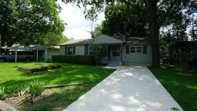 2820 Encino Drive, Dallas, TX 75228 (MLS #14599245) :: Real Estate By Design