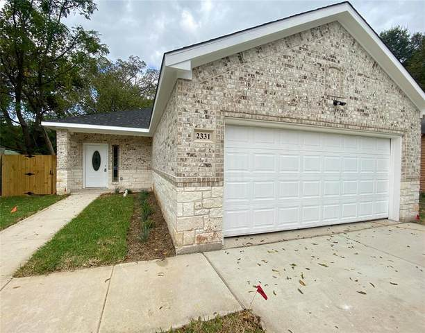 2331 Starks Avenue, Dallas, TX 75215 (MLS #14599529) :: Robbins Real Estate Group