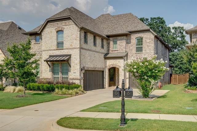 4379 Eastwoods Drive, Grapevine, TX 76051 (MLS #14600861) :: The Hornburg Real Estate Group