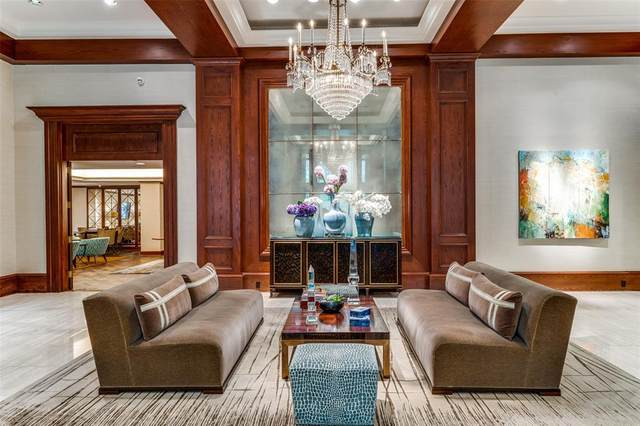 3831 Turtle Creek Boulevard 16F, Dallas, TX 75219 (#14601280) :: Homes By Lainie Real Estate Group
