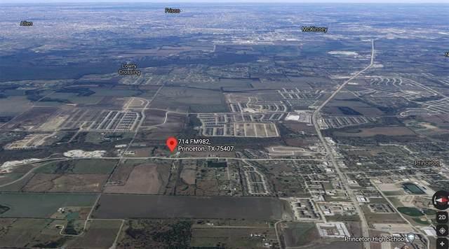 714 Fm 982, Princeton, TX 75407 (MLS #14601319) :: The Property Guys