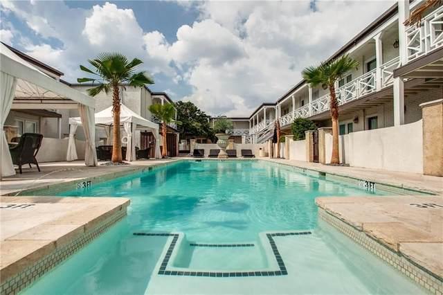 5925 E University Boulevard #132, Dallas, TX 75206 (#14604469) :: Homes By Lainie Real Estate Group