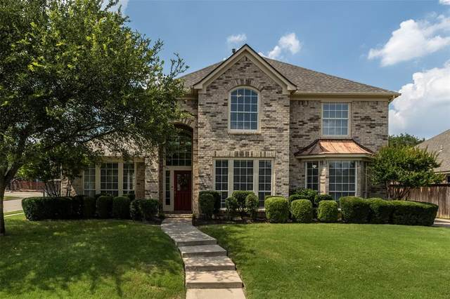 1001 Creekhollow Drive, Keller, TX 76248 (MLS #14604817) :: Robbins Real Estate Group