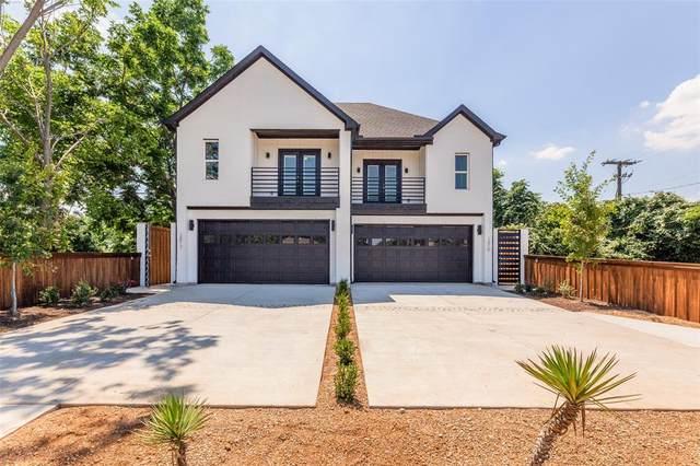 2819 Harston Street, Dallas, TX 75212 (MLS #14605512) :: Real Estate By Design