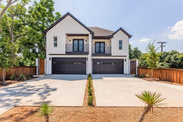 2817 Harston Street, Dallas, TX 75212 (MLS #14605521) :: Real Estate By Design